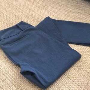 Blue The Limited Exact Stretch Dress Pants